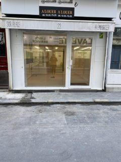 Exclusivité Boutique tous commerce Levis/Lebouteux 43M2